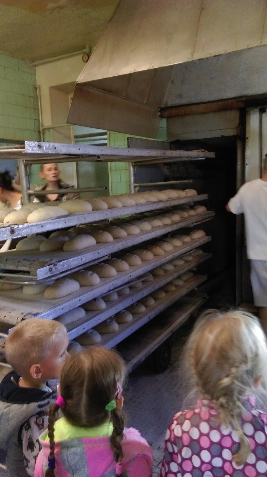 Piekarnia w Luzinie